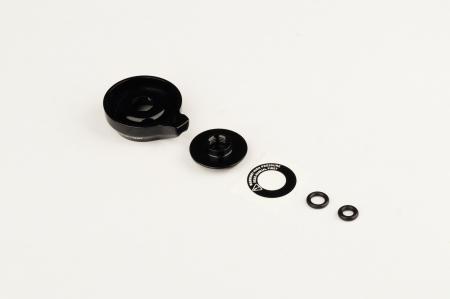 Adjuster Knob Aluminum, Dual Position Air - 2011-2012 Revelation1