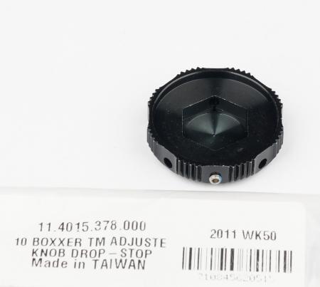 Adjuster Knob/Set-Screw, Coil Top-Cap/Drop-Stop - 2010-2012 Boxxer Team/R2C21
