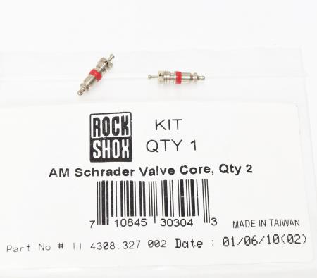 Am Schrader Valve Core Qty 21