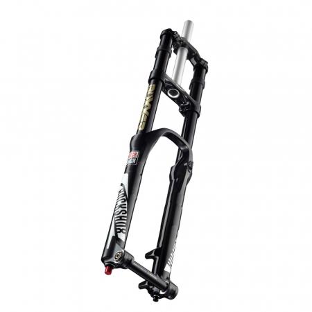 Furca Bicicleta Suspensie Rs Boxxer Rc  - Coil 200 Maxle DH Black MotionControl, PM, 200mm2