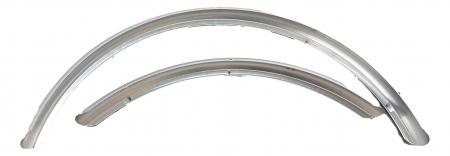 Aparatori Noroi Rp2 Fibra Carbon late, argintiu, fara suporti si accesorii0