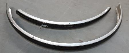 Aparatori Noroi Rp2 Fibra Carbon late, argintiu, fara suporti si accesorii1