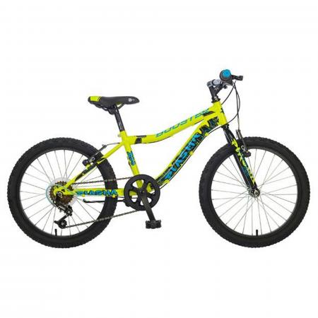 Bicicleta Copii Booster Plasma - 20 Inch  Albastru [1]
