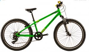 Bicicleta Copii Devron Riddle K2.4 Negru 24 Inch0