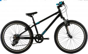 Bicicleta Copii Devron Riddle K2.4 Negru 24 Inch3