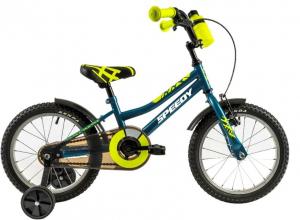 Bicicleta Copii Dhs 1401 Portocaliu/Negru 14 Inch2
