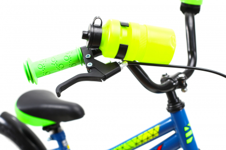 Bicicleta Copii Dhs 1601 Verde 16 Inch5