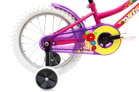 Bicicleta Copii Dhs 1602 Violet 16 Inch3