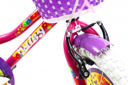 Bicicleta Copii Dhs 1602 Violet 16 Inch5