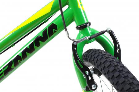 Bicicleta Copii Dhs 2003 Verde 20 Inch11