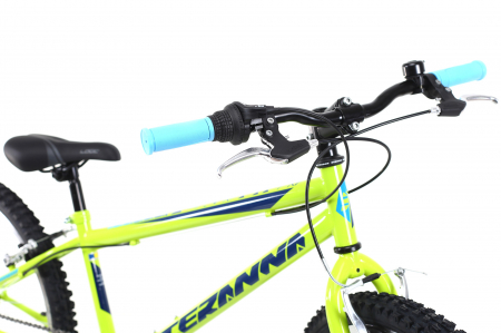Bicicleta Copii Dhs 2421 Verde Light 24 Inch11