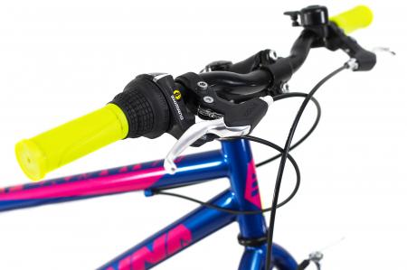 Bicicleta Copii Dhs 2421 Verde Light 24 Inch7