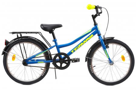 Bicicleta Copii Dhs Terrana 2001 Verde 20 Inch2