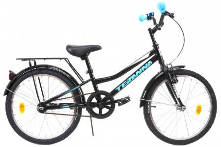Bicicleta Copii Dhs Terrana 2001 Verde 20 Inch1