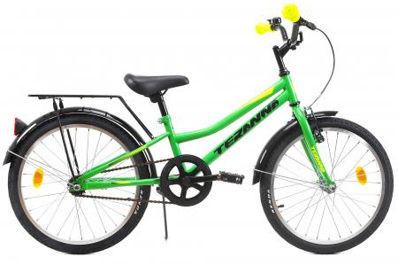 Bicicleta Copii Dhs Terrana 2001 Verde 20 Inch0
