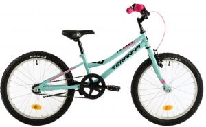 Bicicleta Copii Dhs Terrana 2002 Verde/Deschis 20 Inch0
