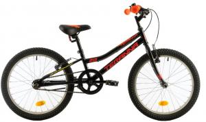Bicicleta Copii Dhs Terrana 2003 Negru 20 Inch0