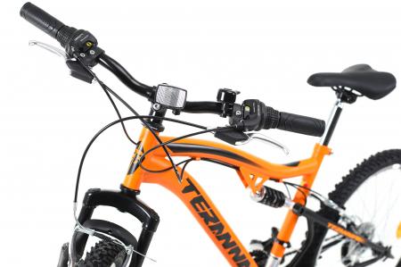 Bicicleta Copii Dhs Terrana 2445 Negru 24 Inch10