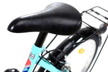 Bicicleta Copii Kreativ 2014 Turcoaz 20 Inch3
