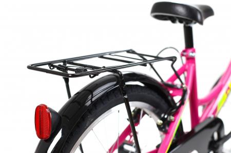 Bicicleta Copii Kreativ 2014 Turcoaz 20 Inch6