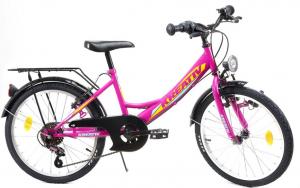 Bicicleta Copii Kreativ 2014 Turcoaz 20 Inch0