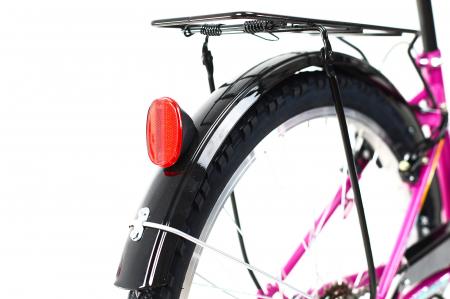 Bicicleta Copii Kreativ 2414 Turcoaz Light 24 Inch3