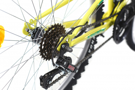 Bicicleta Copii Kreativ 2441 Portocaliu 24 Inch7