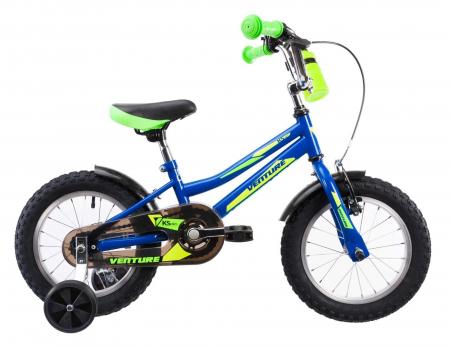 Bicicleta Copii Venture 1417 Portocaliu 14 Inch1