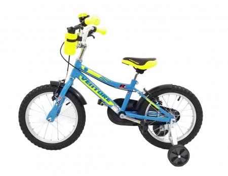 Bicicleta Copii Venture 1617 Galben 16 Inch [3]