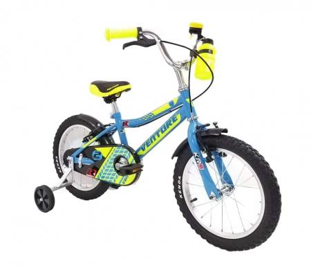 Bicicleta Copii Venture 1617 Galben 16 Inch [4]