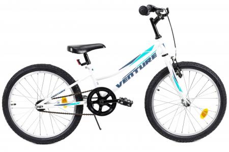 Bicicleta Copii Venture 2011 Alb 20 Inch0