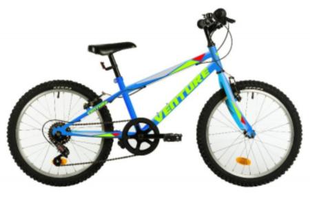 Bicicleta Copii Venture 2017 Galben 20 Inch1