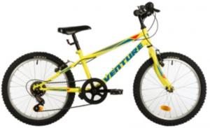 Bicicleta Copii Venture 2017 Galben 20 Inch0