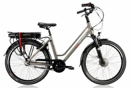 Bicicleta Electrica Devron 26122 M Negru 26 Inch1