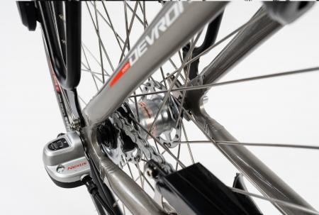 Bicicleta Electrica Devron 26122 M Negru 26 Inch6