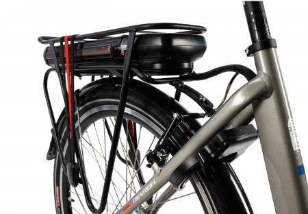 Bicicleta Electrica Devron 26122 M Negru 26 Inch5