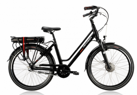 Bicicleta Electrica Devron 26122 M Negru 26 Inch0