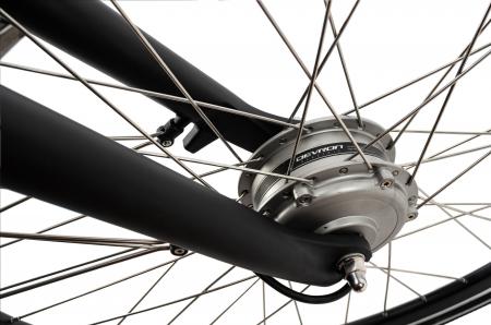 Bicicleta Electrica Devron 26122 M Negru 26 Inch2