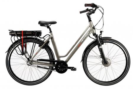 Bicicleta Electrica Devron 28122 L Gri 28 Inch0