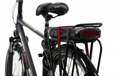 Bicicleta Electrica Devron 28123 M Negru Mat 28 Inch2