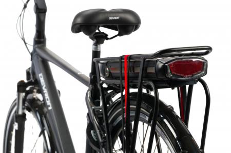 Bicicleta Electrica Devron 28125 Negru L 28 Inch2