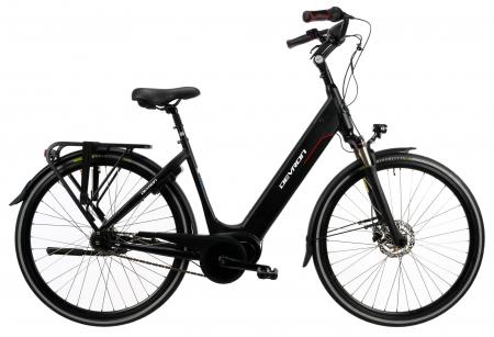 Bicicleta Electrica Devron 28426 Negru L 28 Inch0