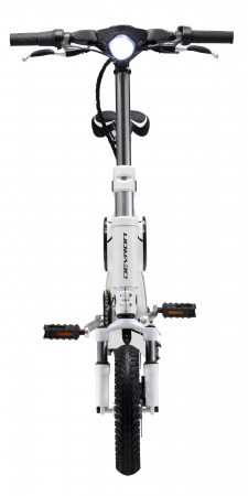 Bicicleta Electrica Devron Pliabila Folding X3 Negru 20 Inch5
