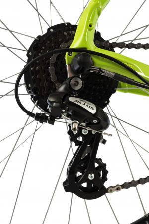 Bicicleta Electrica Devron Riddle M1.7 E-Bike M Neon 27.5 Inch6