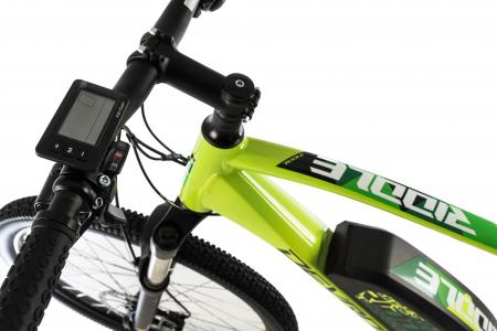 Bicicleta Electrica Devron Riddle M1.7 E-Bike M Neon 27.5 Inch7