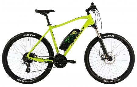 Bicicleta Electrica Devron Riddle M1.7 E-Bike M Neon 27.5 Inch1