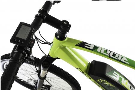 Bicicleta Electrica Devron Riddle Man E1.7 Xl 520Mm Gri Mat 27.5 Inch4