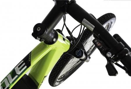 Bicicleta Electrica Devron Riddle Man E1.7 Xl 520Mm Gri Mat 27.5 Inch5