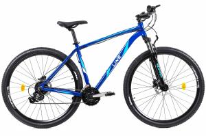 Bicicleta Mtb Afisport 2921 Supra L Albastru 29 Inch0