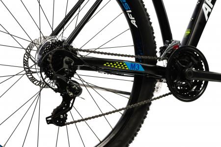 Bicicleta Mtb Afisport M3 - 29 inch, 495 mm, Gri [7]
